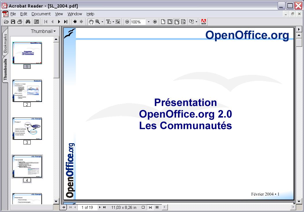 Nouveaut s 2 0 - Open office base de donnees ...