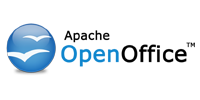[Apache OpenOffice is a free office suite compatible to M$Office.]