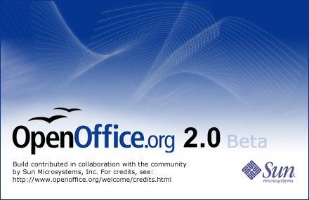 Openoffice 2.0 скачать бесплатно