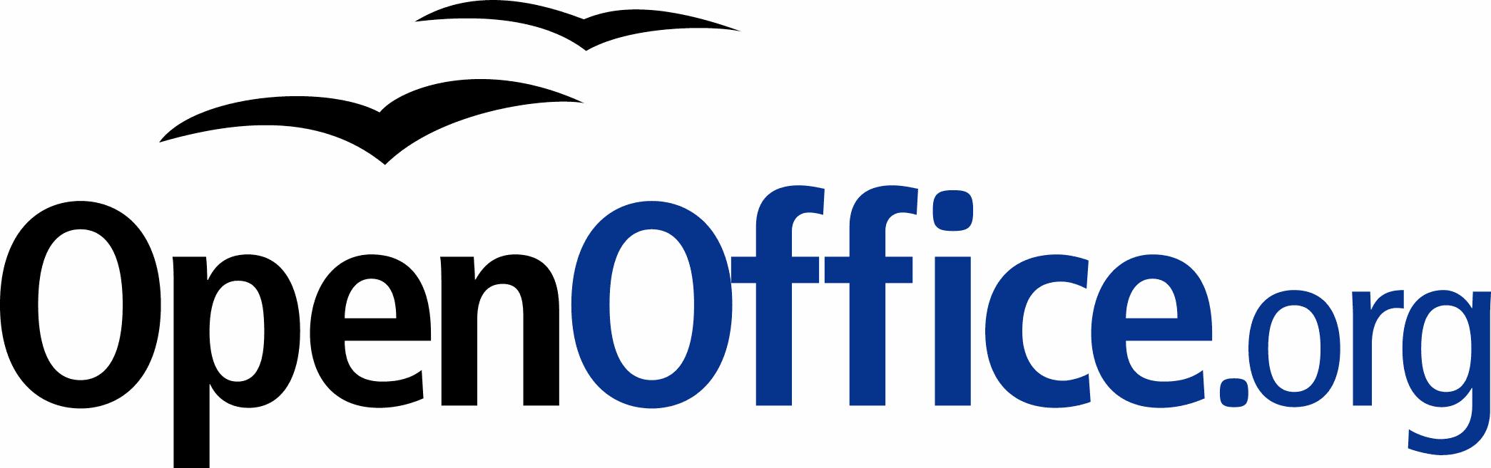 OpenOffice logotipas