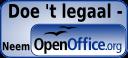 Doe't legaal. Neem OpenOffice.org