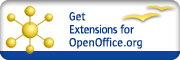Get or submit extensions on the OpenOffice.org Extensions Website