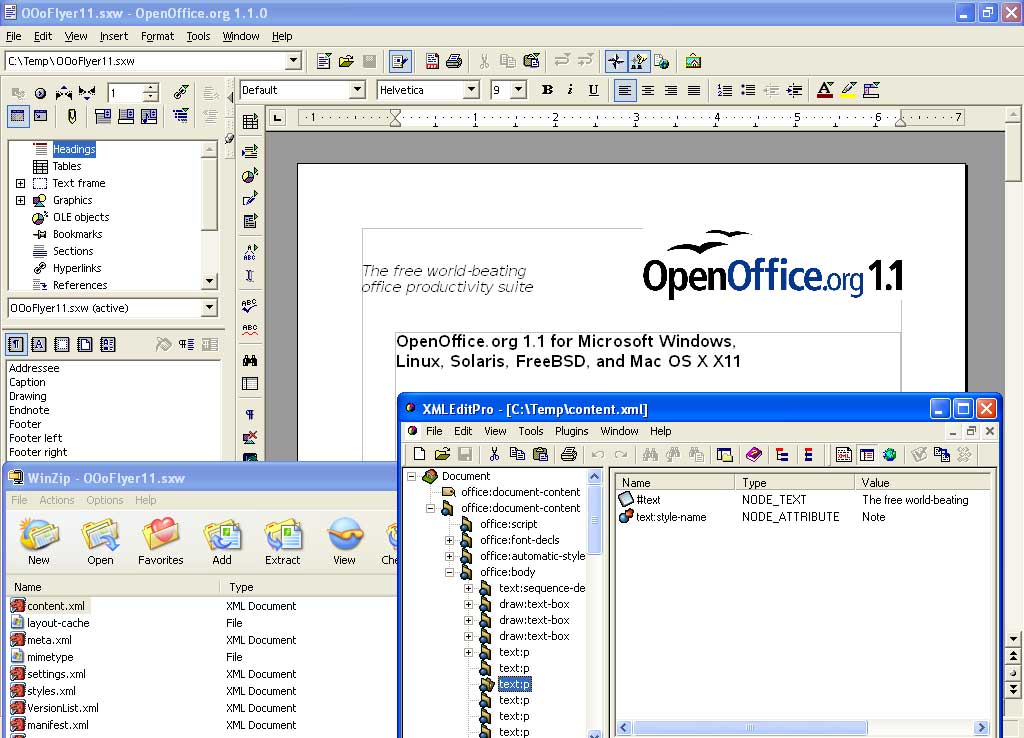 Open Office 365: was kann die kostenlose Bürosoftware?