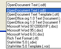 openoffice word count