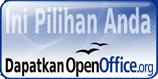 Ini Pilihan Anda. Dapatkan OpenOffice.org