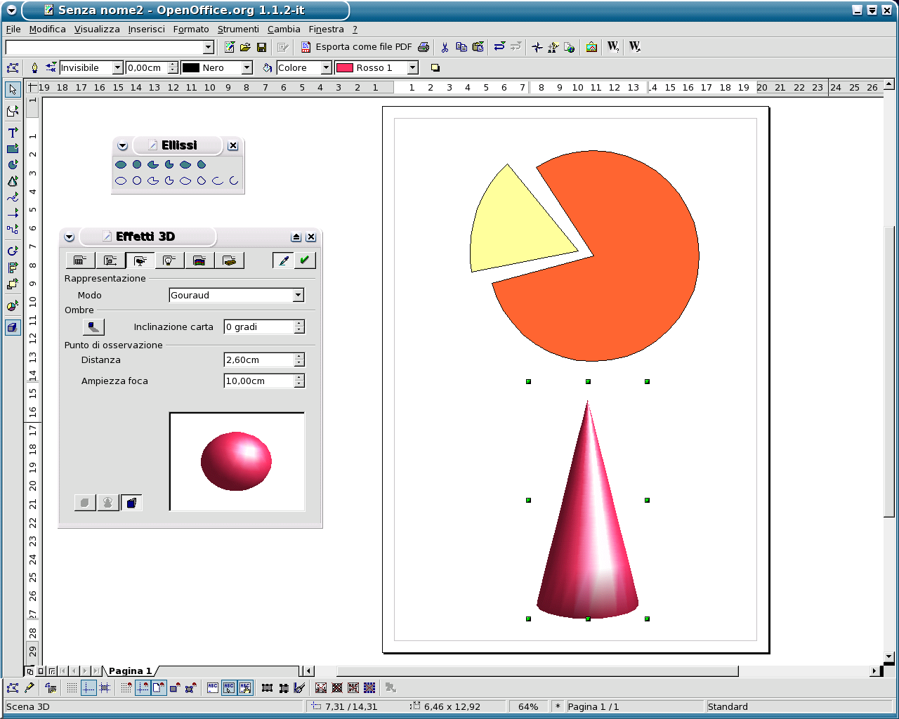 Screenshots Openoffice Org 1 1 Draw