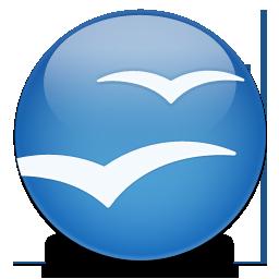 Resultado de imagen de openoffice logo